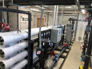 Water Nanofiltration Unit